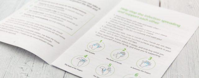 tips voor het maken van een flyer